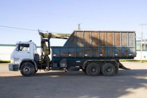 Frota - Caminhão Garra